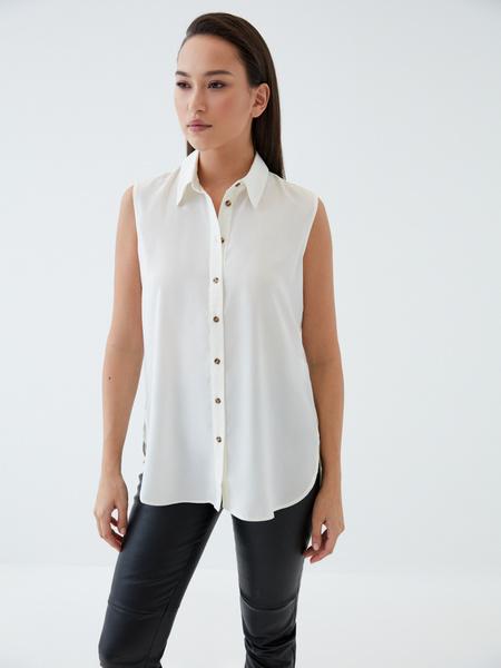Блузка без рукавов - фото 2