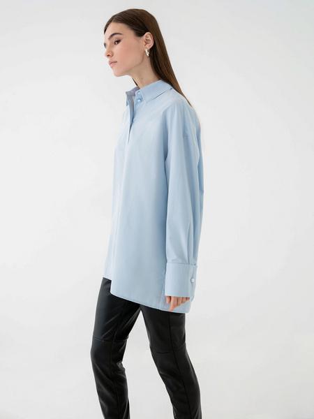 Блузка из хлопка - фото 5