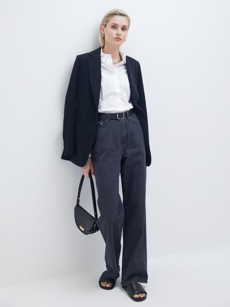 Блузка с рукавами-буфами - фото 6