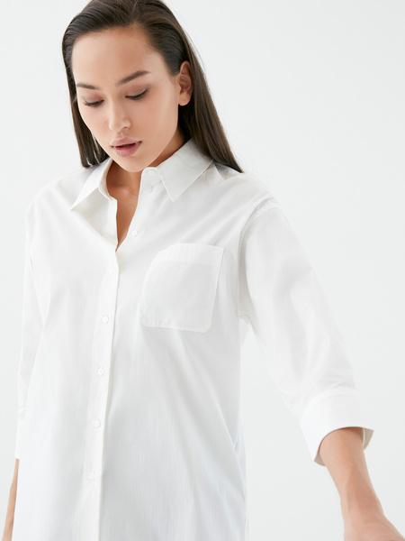 Блузка с рукавом 3/4 - фото 4