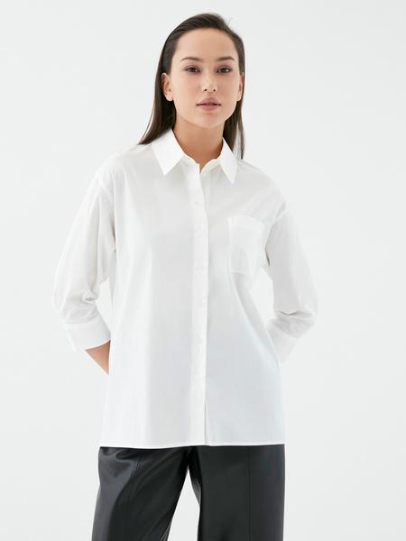 Блузка с рукавом 3/4 - фото 5