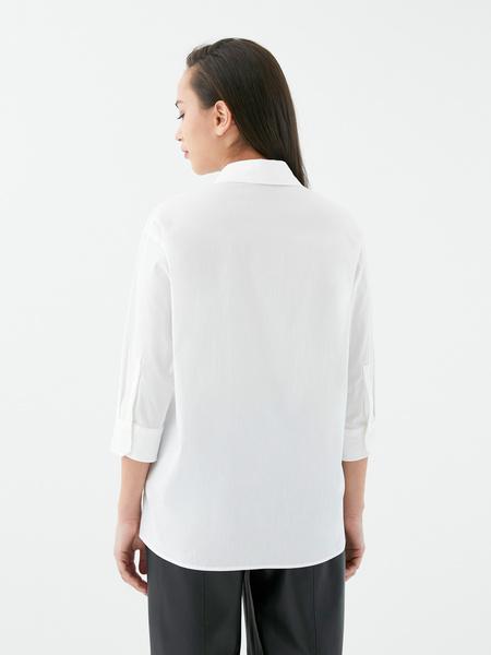 Блузка с рукавом 3/4 - фото 6