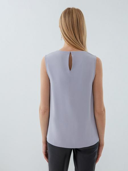 Блузка без рукавов - фото 9