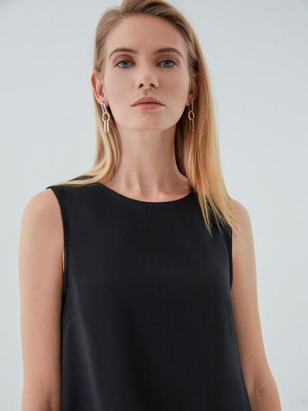 Блузка без рукавов - фото 3