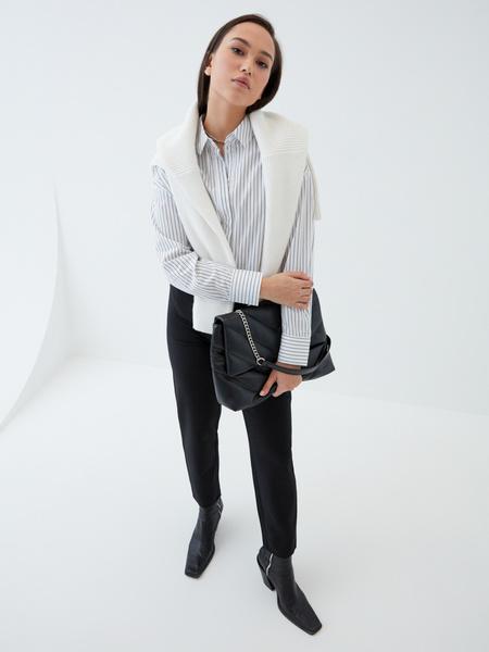 Зауженные брюки - фото 6