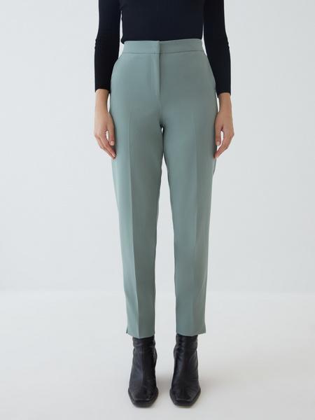 Зауженные брюки - фото 1