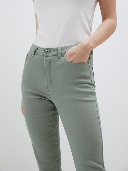 Джинсы Slim Fit - фото 3
