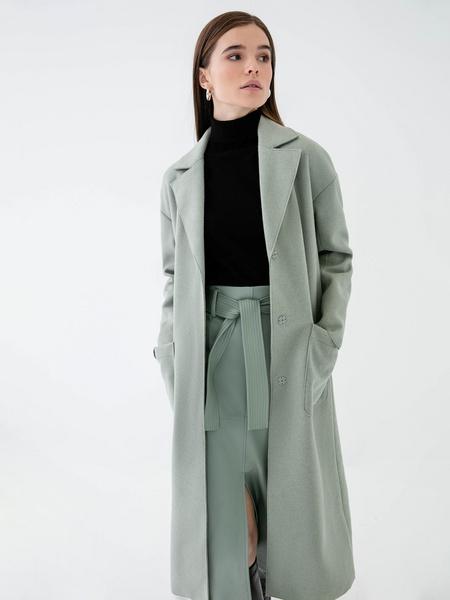 Пальто с карманами - фото 3