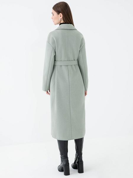 Пальто с карманами - фото 6