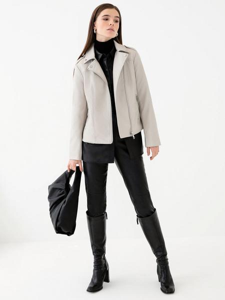 Куртка на молнии - фото 9