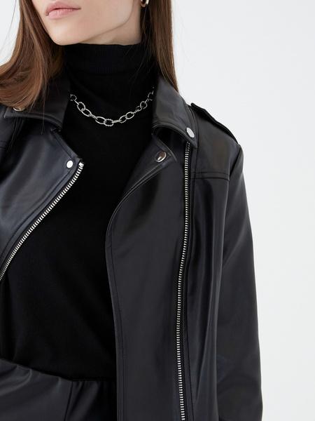 Куртка на молнии - фото 4