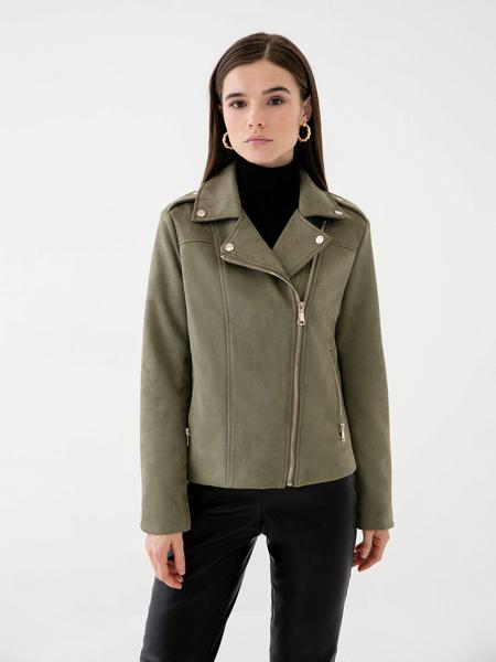 Куртка на молнии - фото 3