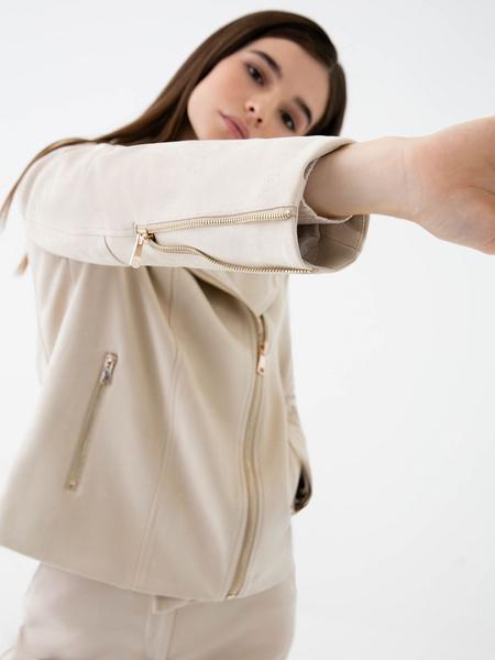 Куртка на молнии - фото 5