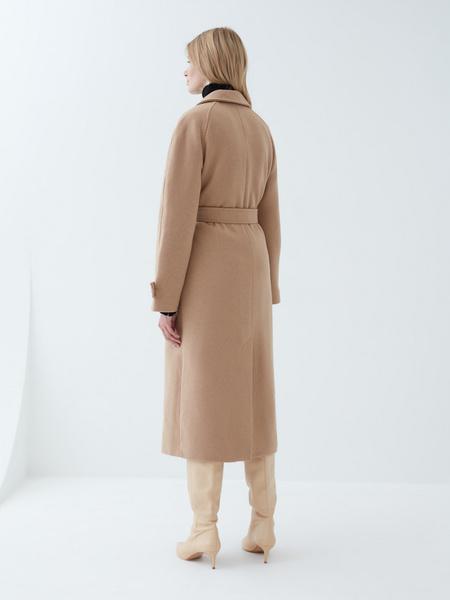 Пальто с шерстью - фото 8