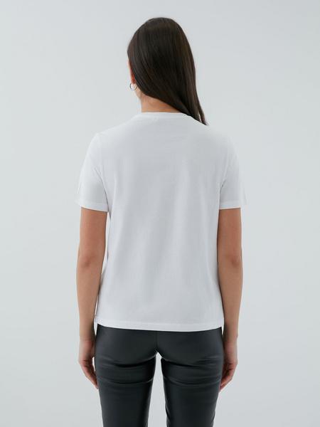 Базовая футболка из 100% хлопка - фото 6