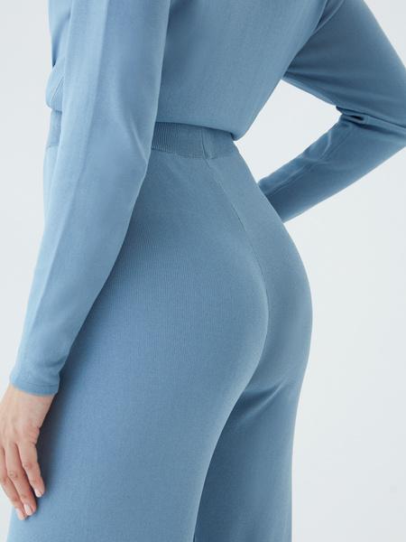 Трикотажные брюки - фото 6