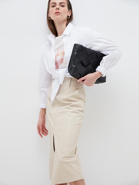 Плетеная сумка - фото 2