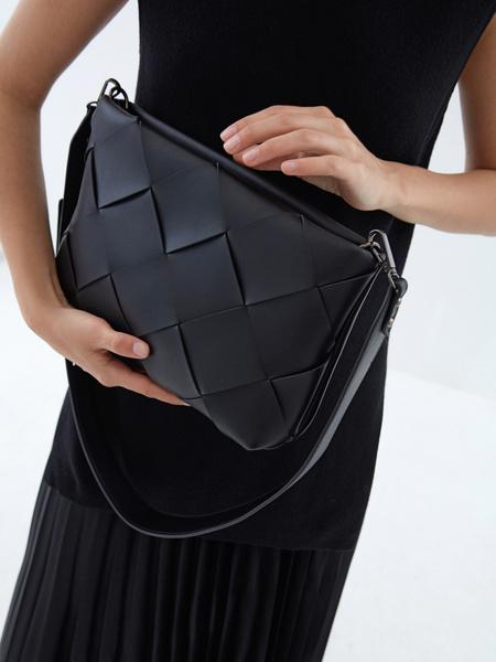 Плетеная сумка - фото 3