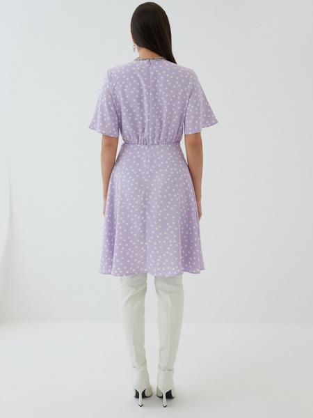 Платье на запах - фото 8