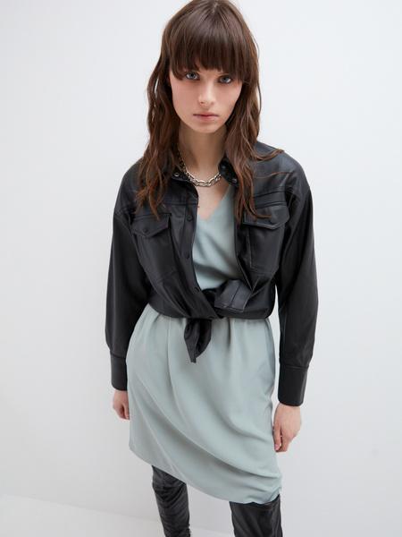 Прямое платье - фото 3
