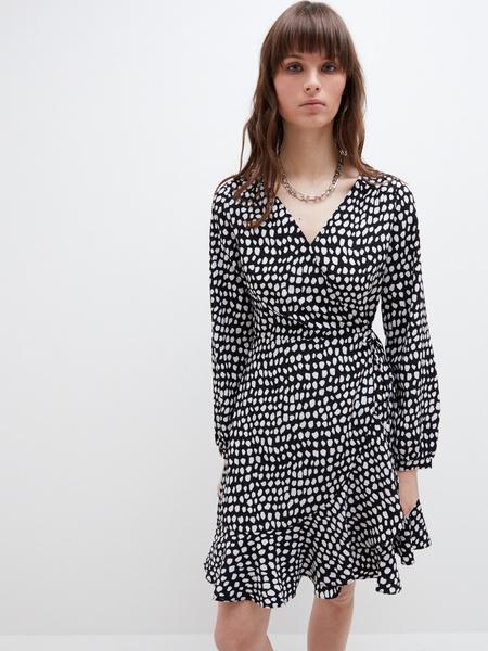 Платье на запах - фото 2