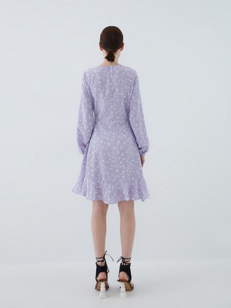 Платье на запах - фото 10