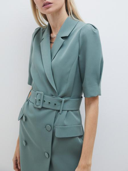 Платье-жакет - фото 3