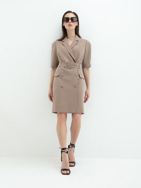 Платье-жакет - фото 1