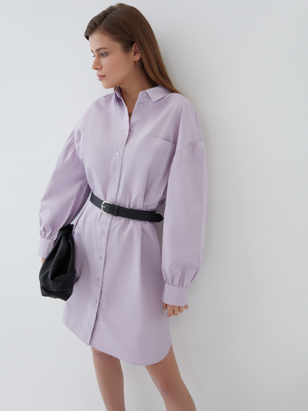 Платье-оверсайз - фото 1