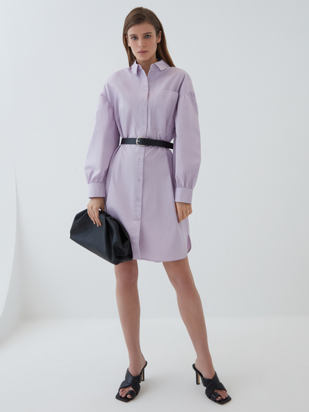 Платье-оверсайз - фото 7