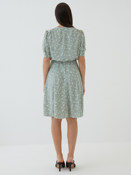 Платье на пуговицах - фото 9