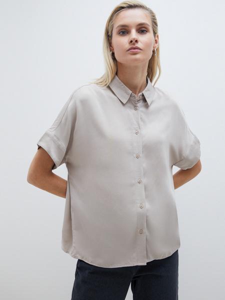 Блузка из вискозы - фото 4