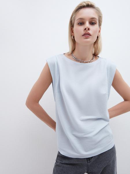 Блузка из вискозы - фото 1