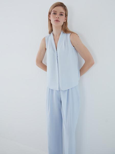 Блузка без рукава - фото 2