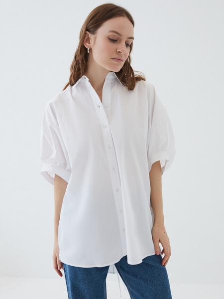 Блузка из хлопка - фото 8