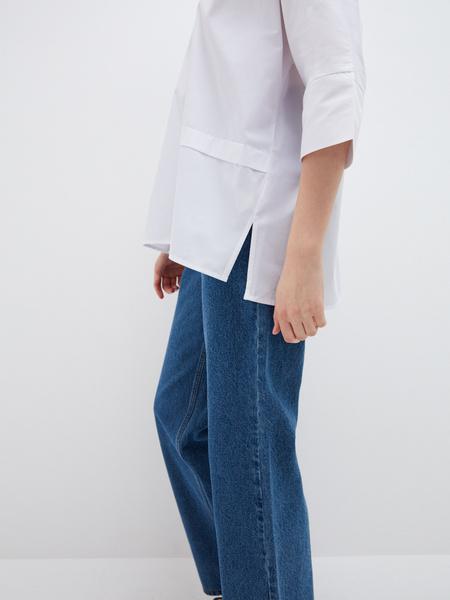 Блузка с рукавами 3/4 - фото 5