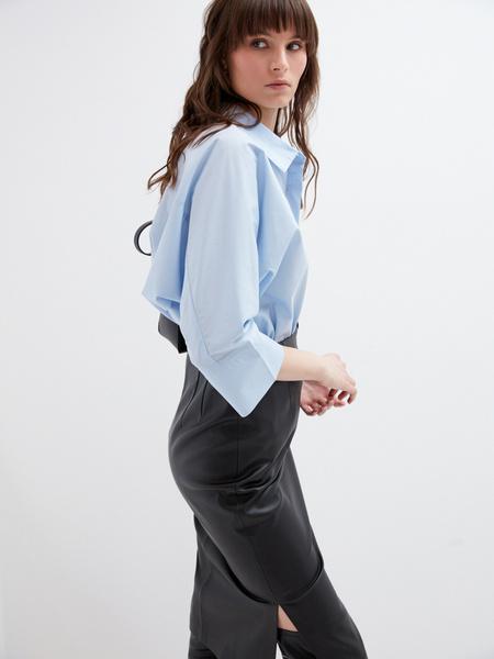 Блузка с рукавами 3/4 - фото 8
