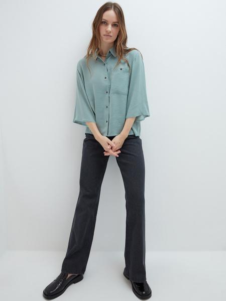 Блузка с рукавами 3/4 - фото 7