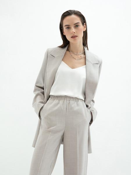 Укороченные брюки - фото 4