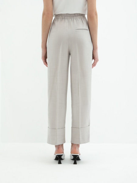 Укороченные брюки - фото 6