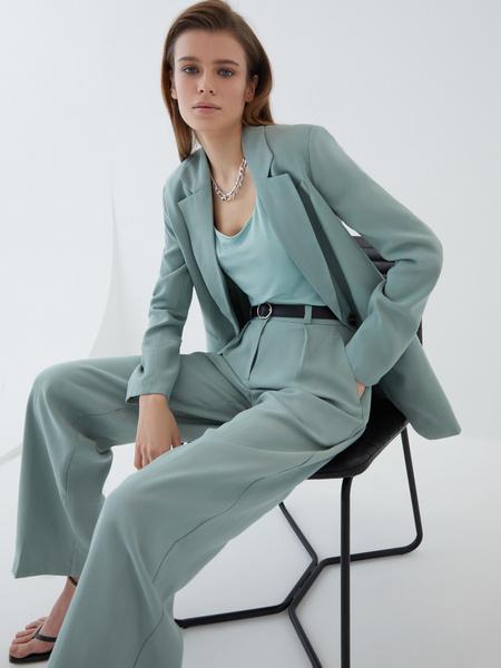 Прямые брюки - фото 7