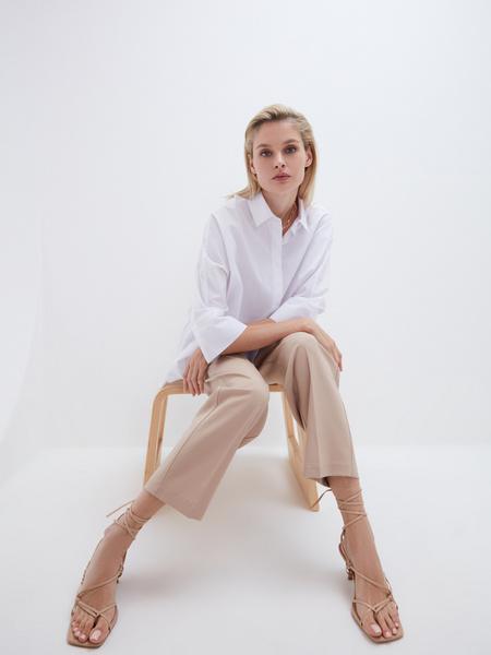 Прямые брюки - фото 8