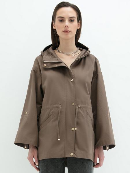 Куртка с капюшоном - фото 9