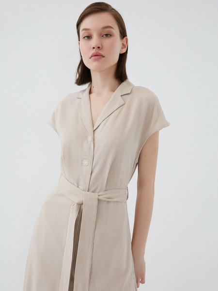 Платье из льна - фото 3
