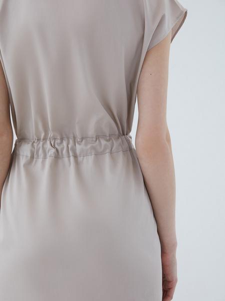 Платье из хлопка - фото 9