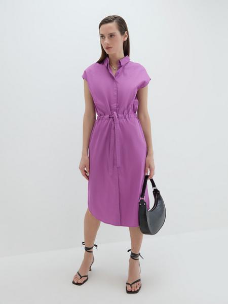 Платье из хлопка - фото 2