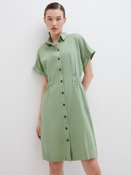 Мини-платье - фото 1