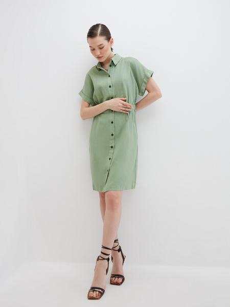 Мини-платье - фото 2