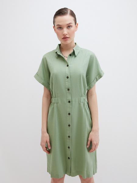 Мини-платье - фото 4