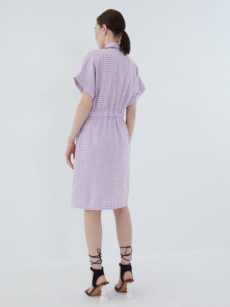 Мини-платье - фото 12